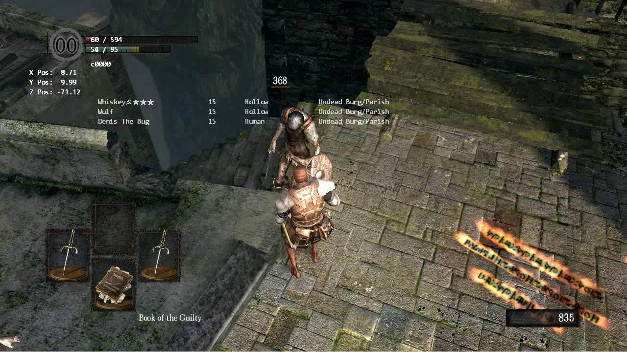 wulfs dark souls connectivity mod
