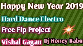 Flp Project 2019 | Happy New Year 2019 | Vishal Gagan | Dj Honey Babu