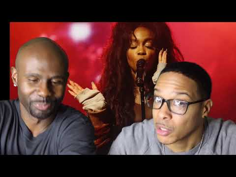 SZA - The Weekend (REACTION!!!)