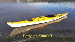 Kayaking - Eddyline Sitka LT