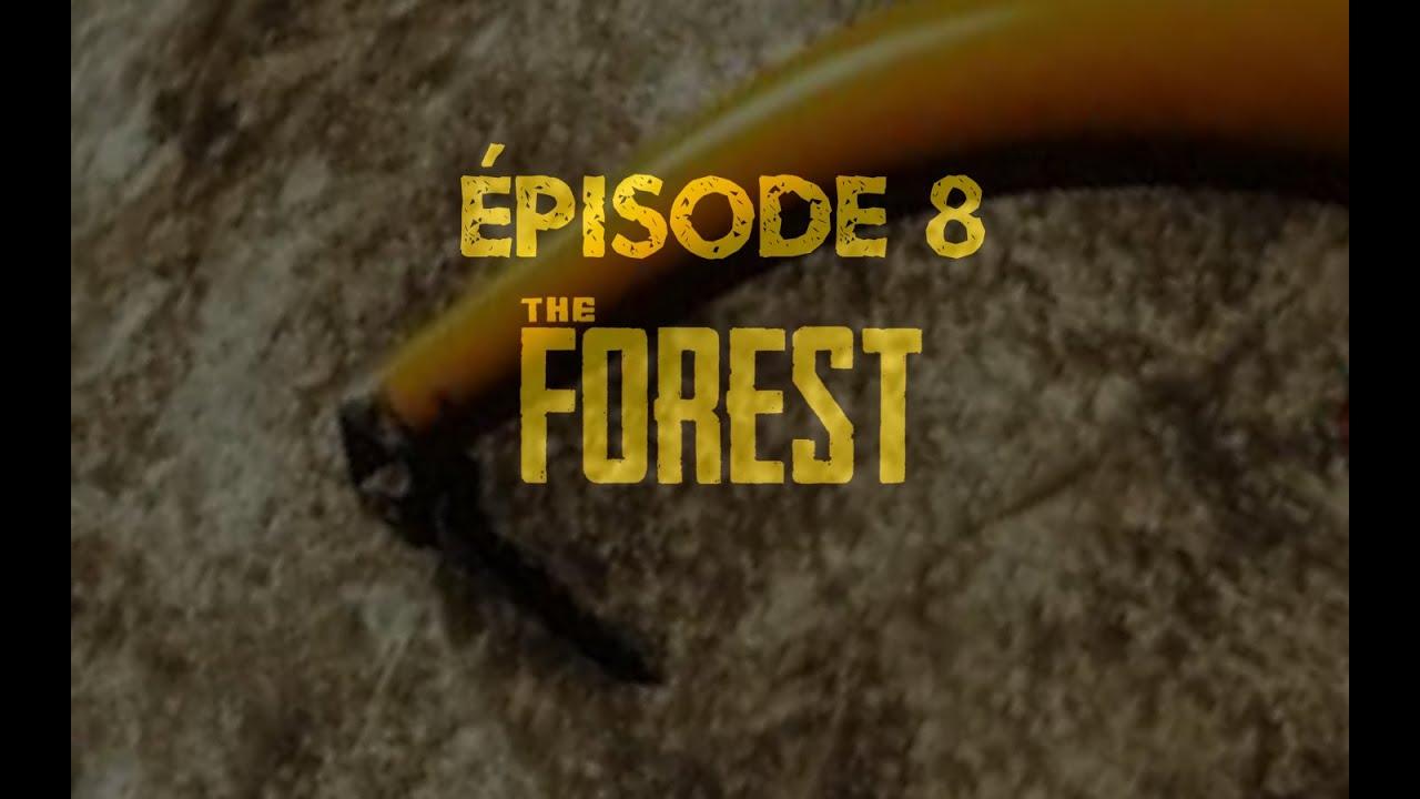 Préférence 0.30 The forest ep8 S1 Comment avoir le piolet + la hache en bois  YC33