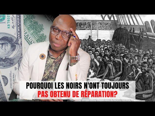 DR JFA: Pourquoi les Noirs n'ont toujours pas obtenu de réparation?