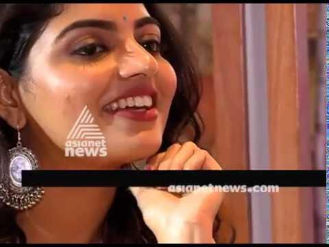 Interview with Actress Nikhila and Vineeth Sreenivasan | Vishu Guest
