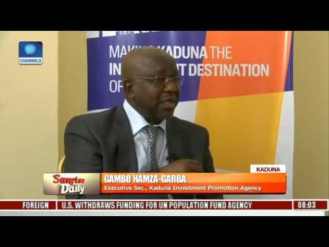 Kaduna State Is Open & Ready For Business  -- Gambo Hamza-Garba