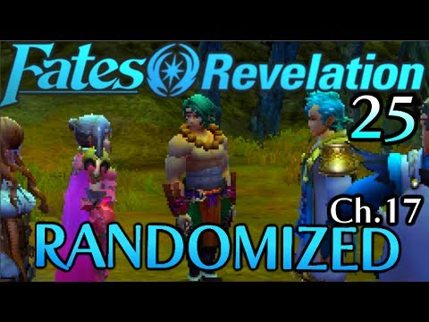 Dawn of Revelation. Fire Emblem Fates: Revelation RANDOMIZED Gameplay Walkthrough. Part: 25