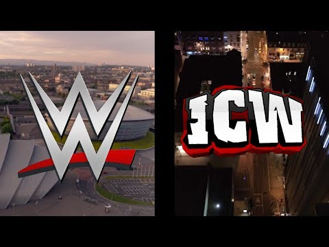 WWE/ICW - Taking Over Glasgow 11th November!