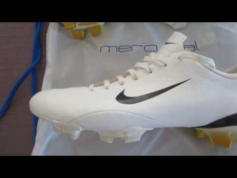 7bb938d46 FOR SALE MINT NIKE MERCURIAL VAPOR III R9 HENRY WHITE FG WORLD CUP 2006