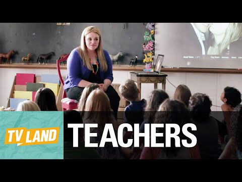 Lesson Plan  Friends or More Than Friends?  Teachers on TV Land