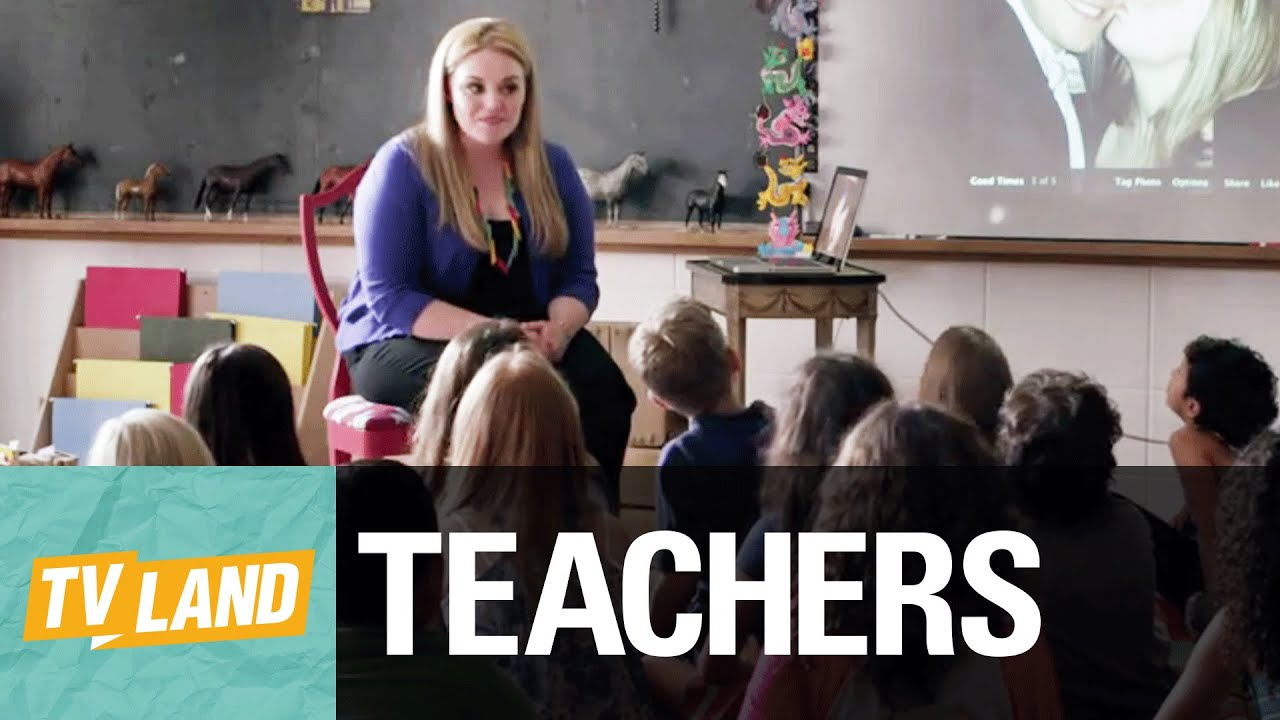 Lesson Plan | Friends or More Than Friends? | Teachers on TV Land ...
