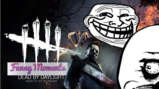 dead by daylight *mikeys dead dog story XD*,funny moments, hilarious moments,gameplay