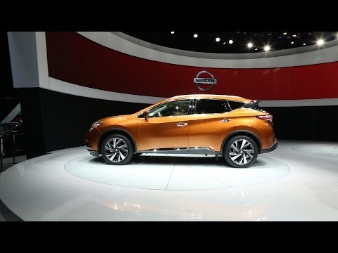 2015 Nissan Murano preview   Consumer Reports