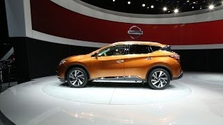 2015 Nissan Murano preview | Consumer Reports