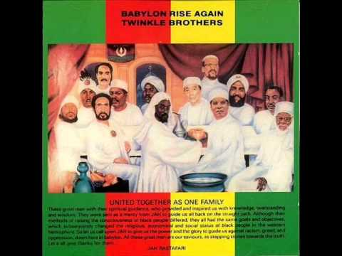 The Twinkle Brothers_Babylon Rise Again (Album) 1992