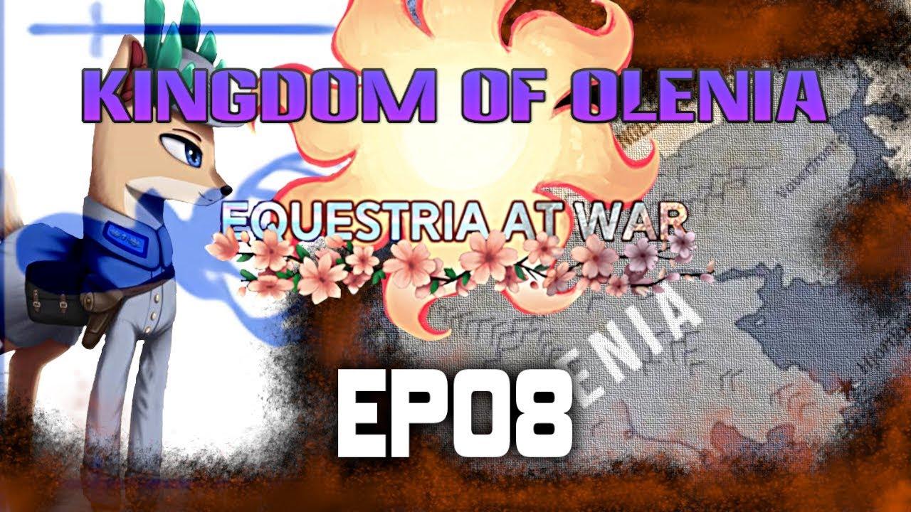 6949 Mb Equestria At War Kingdom Of Olenia Hearts Of Iron 4
