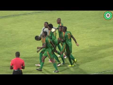 """Play Makers"" - Highlights: Grenada vs Puerto Rico - CFU Men's Cup 2016"