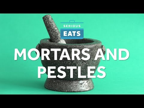 How to Pick the Best Mortar and Pestle