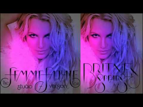 Britney Spears - Womanizer Electro Trance Remix