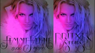 Britney Spears - Womanizer Electro Trance Remix