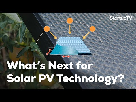 Startups are Making the Next Generation of Solar Panels