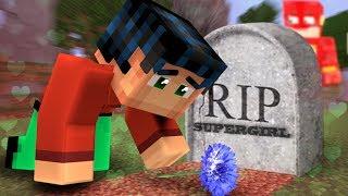 Supergirl is Killed - Minecraft Superheros (Minecraft Flashpoint Roleplay)