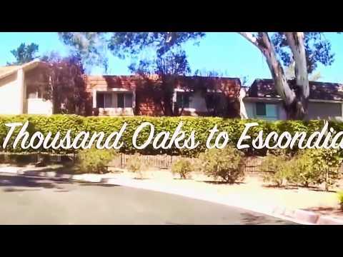 Thousand Oaks to Escondido