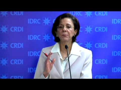 Rima Khalaf Hunaidi - Le développement humain dans les États arabes (2010)