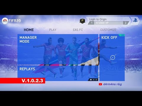 Game Android Offline FIFA 20 V.1.0.2.3 (FIFA14) Link + Cara Install - 동영상