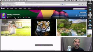 How to create albums and share them on Flickr Thumbnail