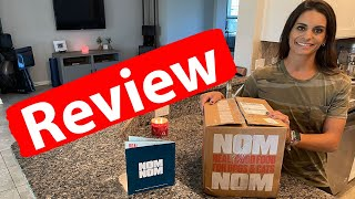 Nom Nom Dog Food Review (My Dog Lou  Has Skin Allergies  Did This Help?)