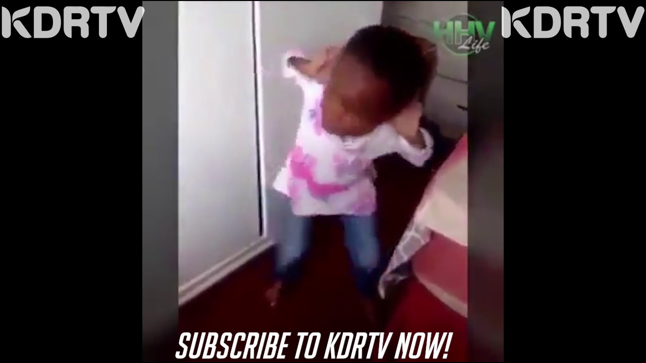 MUST WATCH! AMAZING 2-YEAR OLD VOWS TO VOTE NASA AS SHE DANCES TO TIBIM