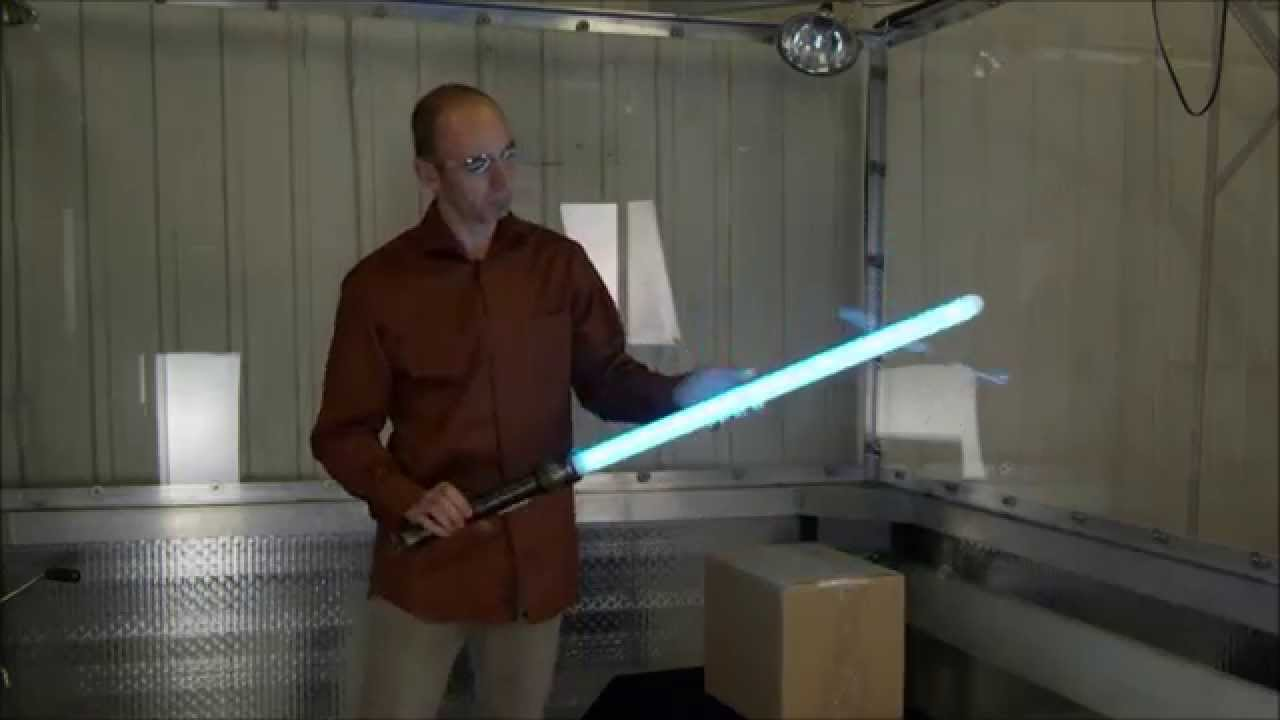 The Calimacil Foam LED Saber Safety