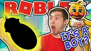 HAVING A BABY CHILD WITH CHICA [UPDATE] Roblox FNAF 6: Lefty's Pizzeria ROLEPLAY