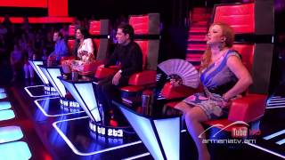 Lilit Avanesyan, Молитва -- The Voice of Armenia – The Blind Auditions – Season 3
