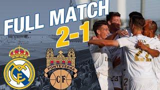 Real Madrid Castilla 2-1 Pontevedra