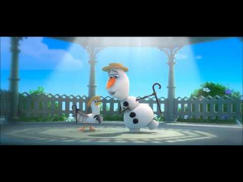 Frozen Olaf No Verão  - Disney HD