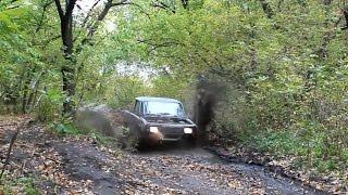 видео ВАЗ 2106 клиренс