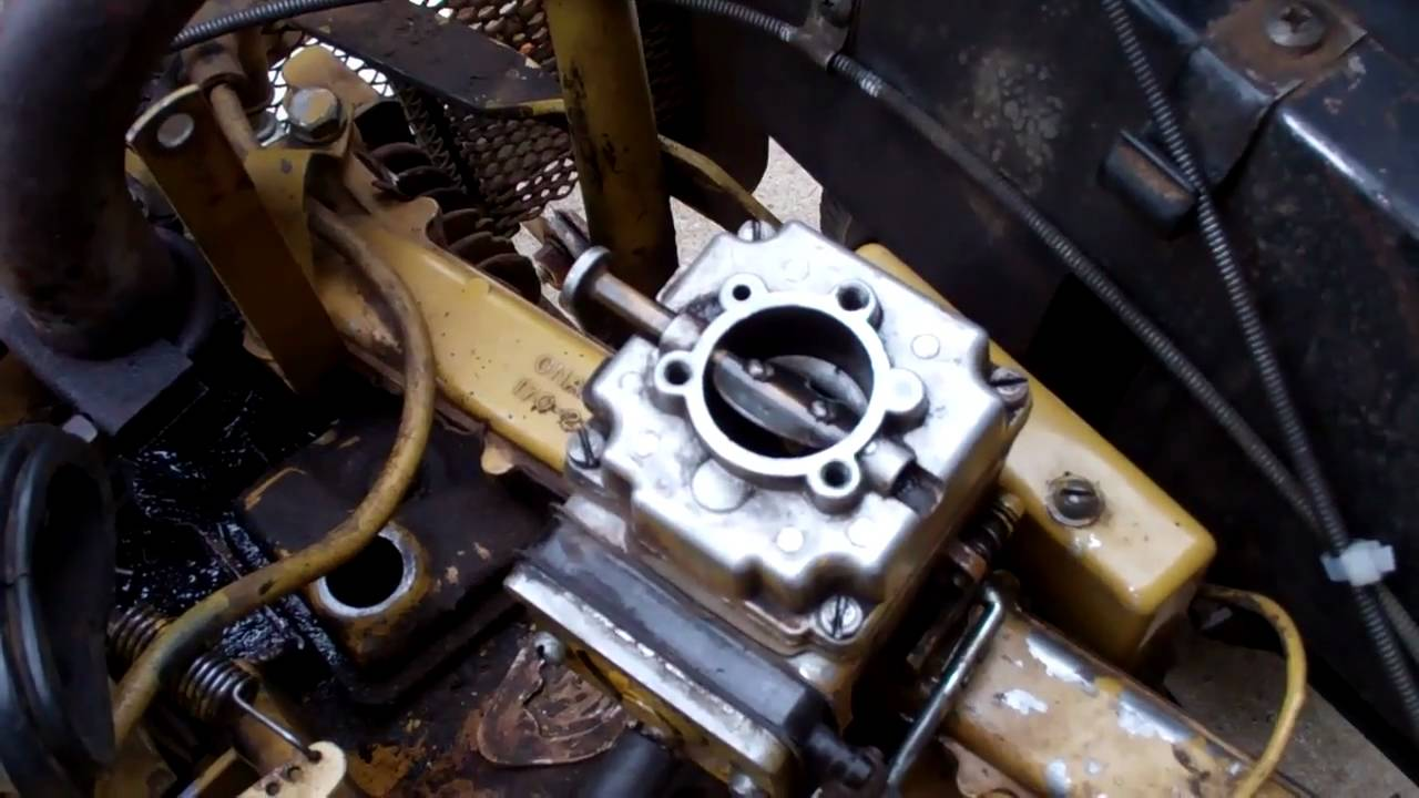 onan 16 hp carb trouble mp4 youtube onan 18 hp engine diagram [ 1280 x 720 Pixel ]