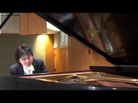 Sheng Cai plays Chopin Scherzo No.2