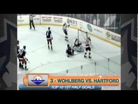 Sea-Force Top 10 - AHL 1st Half Goals