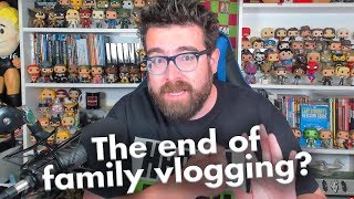 What do the new YouTube Kids Content Policies mean for family vloggers?
