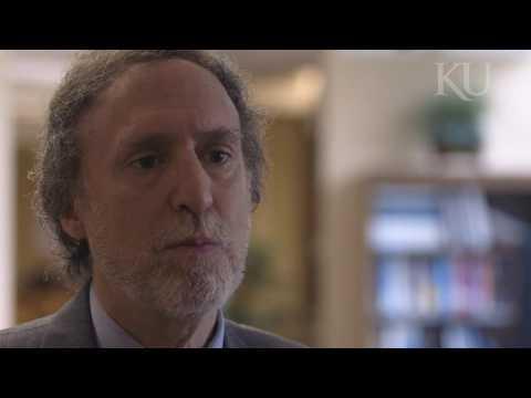 Rick Ginsberg, Dean of the School of Education at KU, discusses online education at KU
