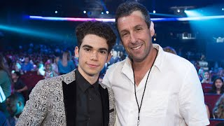 Adam Sandler Pays Tribute to Cameron Boyce