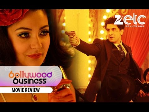 Bombay Velvet - Movie Review | Komal Nahta
