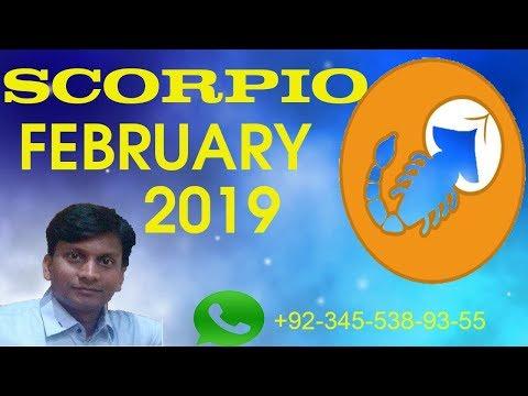 Download Scorpiofebruary Monthly Horoscope 2019 Scorpiofebruary 2019