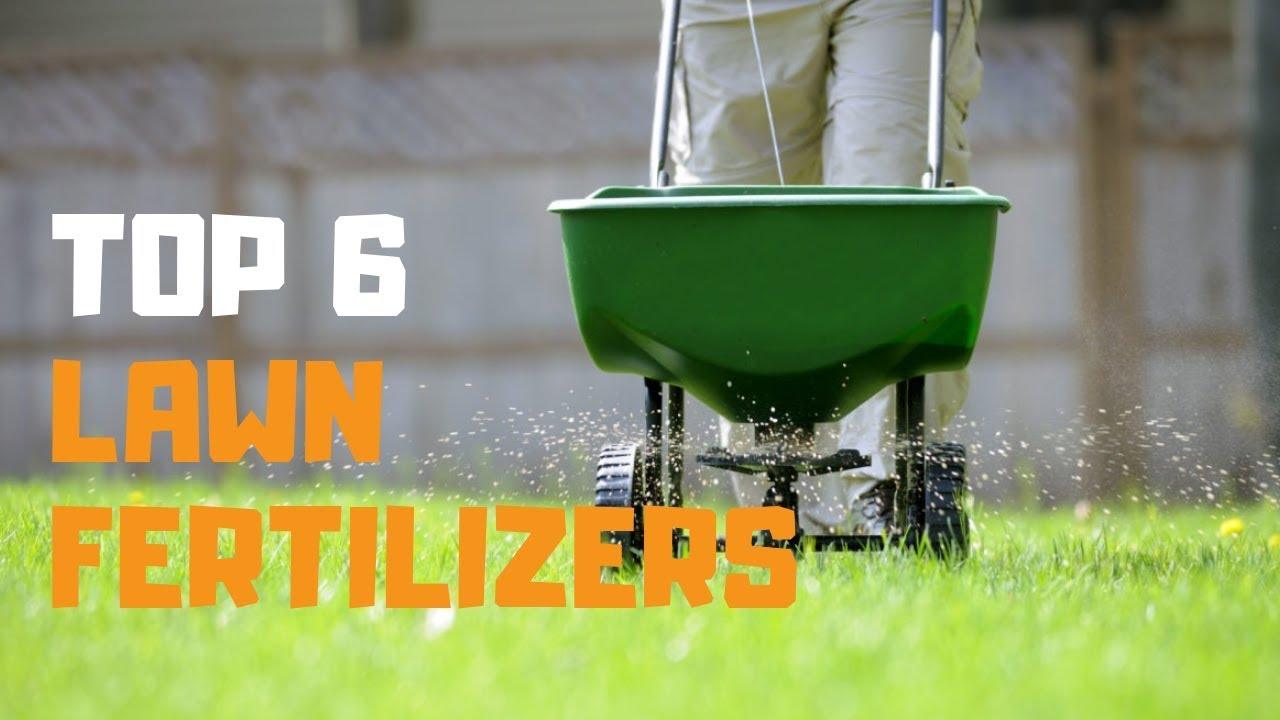 Best Lawn Fertilizer >> Best Lawn Fertilizer In 2019 Top 6 Lawn Fertilizers Review