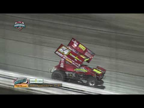 Knoxville Raceway 360 Highlights - June 3, 2017
