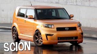 Scion - японская автомобильная марка.  Обзор моделей авто Сцион.  Авто Toyota.