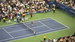 Maria Sharapova @ US OPEN 2012 New York