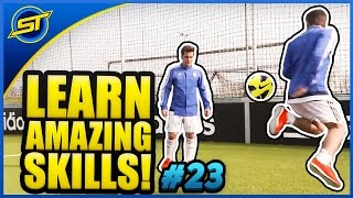 Football Skill Tutorial #23
