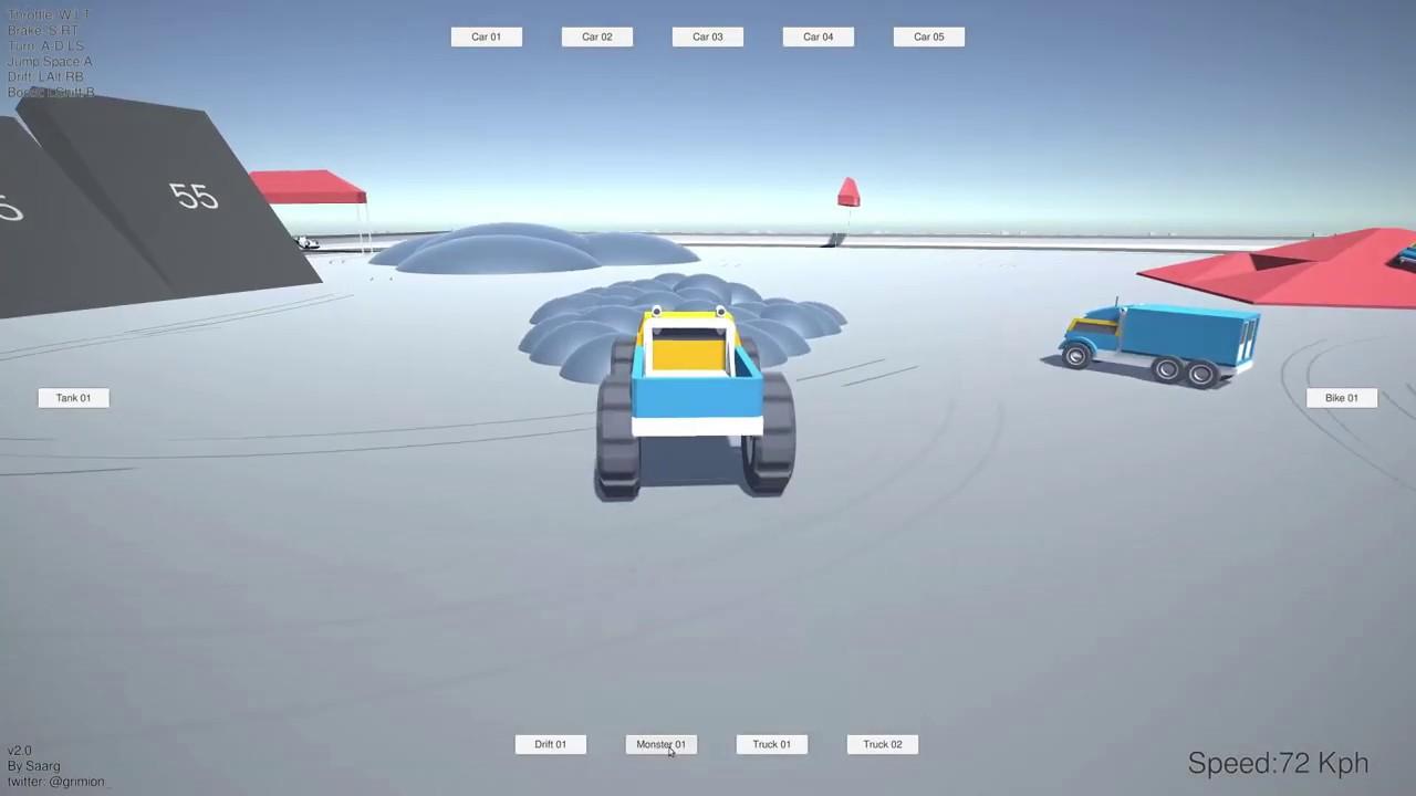 Free] Arcade Car Physics - Unity Forum